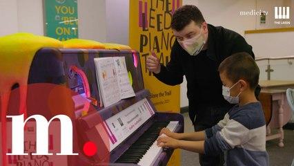 Video Blog #12: Piano Trail Highlights #LeedsPiano2021