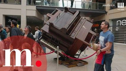 Video Blog #2: The Launch of Leeds Piano Trail #LeedsPiano2021