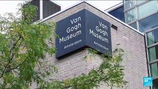 Un dessin du peintre Van Gogh, ressurgi du passé, exposé pour la première fois à Amsterdam
