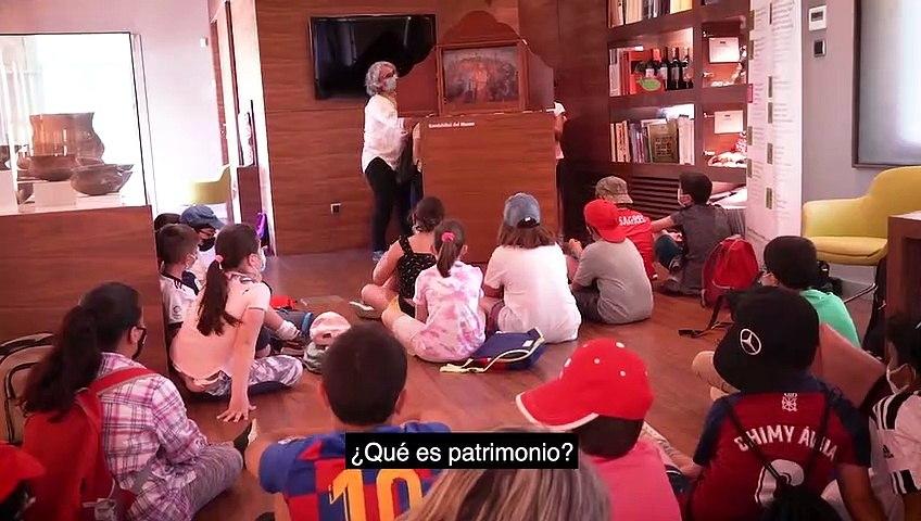 Producción audiovisual de Ondarezain que recorre monumento de Navarra