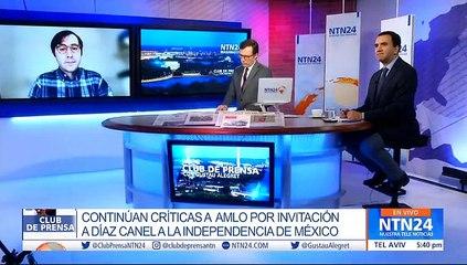 Club de Prensa del viernes 17 de septiembre de 2021