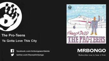 The Pro-Teens - Ya Gotta Love This City