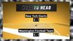 Washington Football Team - New York Giants - Moneyline