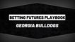 Georgia Bulldogs Futures Playbook 2021