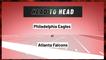 Atlanta Falcons - Philadelphia Eagles - Moneyline