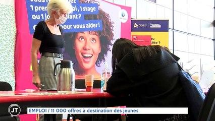 EMPLOI / 11 000 offres à destination des jeunes