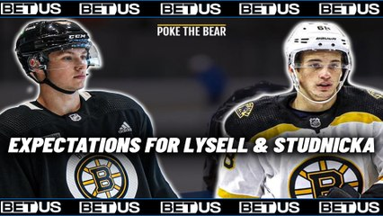 Expectations for Fabian Lysell & Jack Studnicka | Poke the Bear w/ Conor Ryan