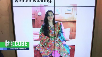 #DoNotTouchMyClothes: 'The women of Afghanistan are facing an assault'