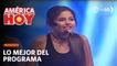 América Hoy: ¿Cómo hizo Luciana Fuster para tener un rostro perfecto? (HOY)