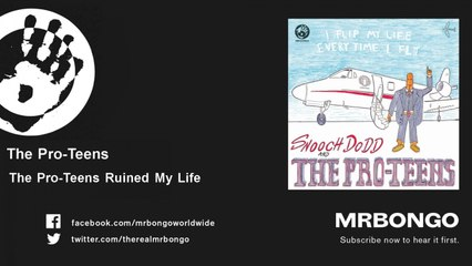 The Pro-Teens - The Pro-Teens Ruined My Life