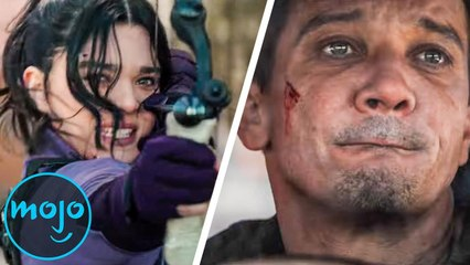 Top 5 Amazing Details In The Hawkeye Trailer