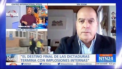 Entrevista a  Julio Borges