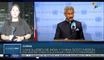 Cancilleres de China e India sostienen diálogos para solucionar conflictos fronterizos