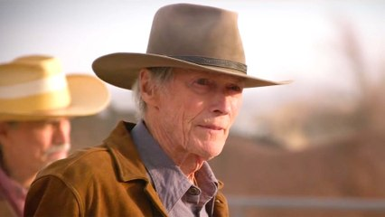 """Cry Macho on HBO Max with Clint Eastwood 