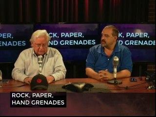 Rock, Paper, Hand Grenades (9/15/21)