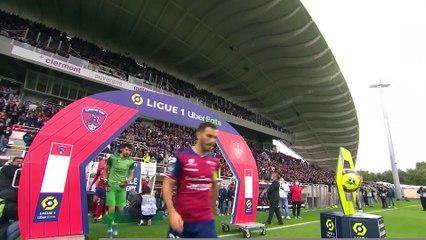 Clermont Foot v Brest