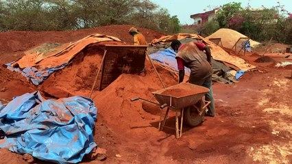 Climat: des briques en terre crue pour remplacer le béton au Sénégal?