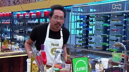 Frank confesó qué tanto conoce de sabores internacionales