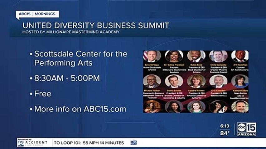 United Diversity Business Summit in Scottsdale