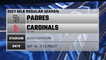 Padres @ Cardinals Game Preview for SEP 18 -  7:15 PM ET