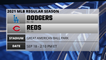 Dodgers @ Reds Game Preview for SEP 18 -  2:10 PM ET