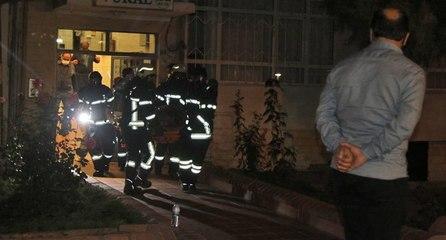Bina sakinleri kokudan rahatsız oldu! Evde ceset bulundu