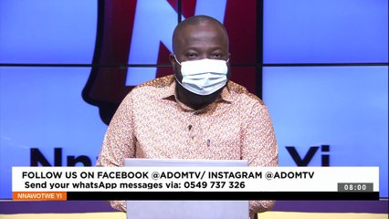 Nnawotwe Yi Intro on Adom TV (18-9-21)