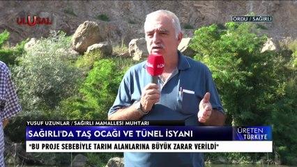 Üreten Türkiye - 18 Eylül 2021 - Ordu - Cenk Özdemir - Ulusal Kanal