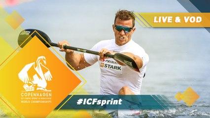 2021 ICF Canoe Sprint & Paracanoe World Championships Copenhagen Denmark / Day 3: Semis, Heats