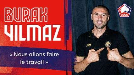 L'interview de Burak Yilmaz avant le derby en vidéo