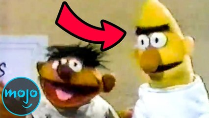 Top 10 Worst Things Ernie Has Done to Bert