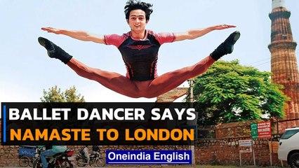 Delhi boy dances ballet, gets admission at prestigious London school | Kamal Singh | Oneindia News