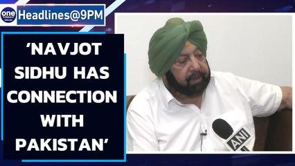 'Won't accept incompetent Navjot Sidhu as Punjab CM', says Capt Amarinder Singh | Oneindia News