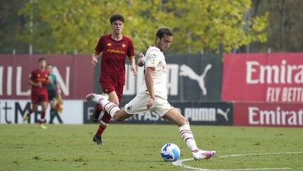Milan-Roma, Primavera 1 2021/22: gli highlights