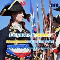 Les empereurs de la mémoire napoléonienne ont débarqué à Saint-Raphaël