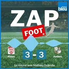 Nîmes 3-3 Amiens