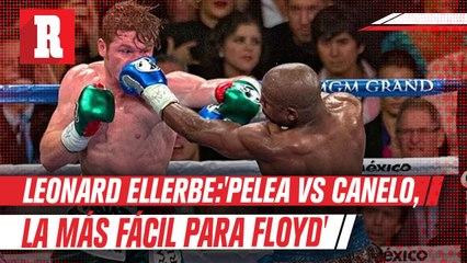 CEO de Mayweather Promotions: 'Pelea vs Canelo, la más fácil para Floyd'
