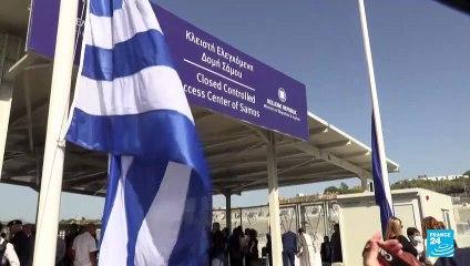 """Grecia ha dado comienzo a su política de """"control"""" reforzado de migrantes"""