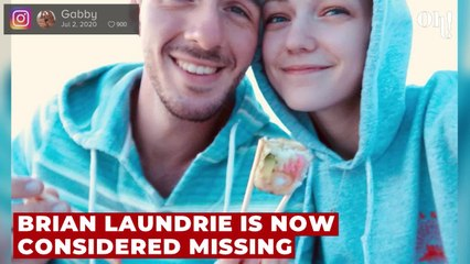 Gabby Petito's fiance Brian Laundrie now also reported missing