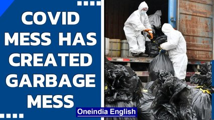 Covid 19 has created global garbage problem | Oneindia News