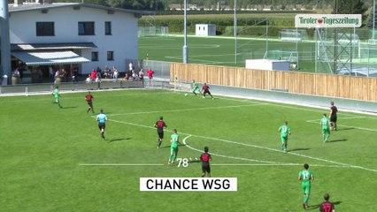 WSG Amateure vs SV Fügen