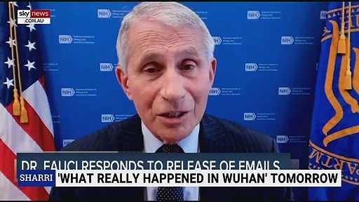 Fauci was 'up to his neck' funding coronavirus research in Wuhan