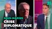 Crise des sous-marins: tension diplomatique entre la France, Les États-Unis et l'Australie