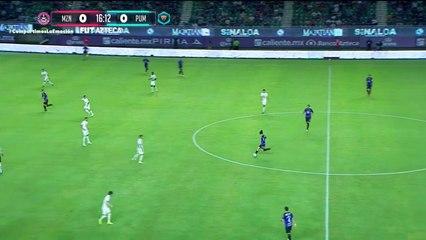¡GOOOOOOL! Sanvezzo revienta la portería desde el punto penal   Mazatlán FC 1-0 Pumas UNAM
