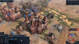 Age of Empires IV  - 43 minutos de gameplay multijugador