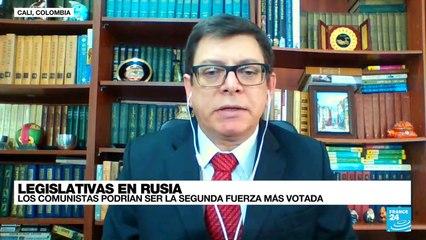 """Vladimir Rouvinski: """"El Partido Comunista es el mayor ganador de las legislativas en Rusia"""""""