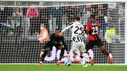 Juventus-Milan, Serie A 2021/22: gli highlights