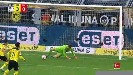Borussia Dortmund v FC Union