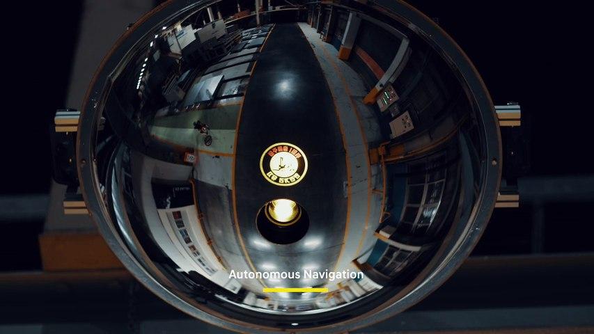 Hyundai Motor Group x Boston Dynamics Factory Safety Service Robot