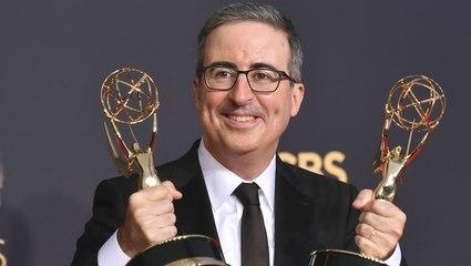 John Oliver 2021 Emmy Awards